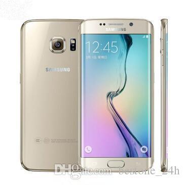 Refurbished Original Samsung Galaxy S6 Edge G925 Unlocked Phone Octa Core 3GB RAM 32GB ROM 4G LTE 16MP 5.1