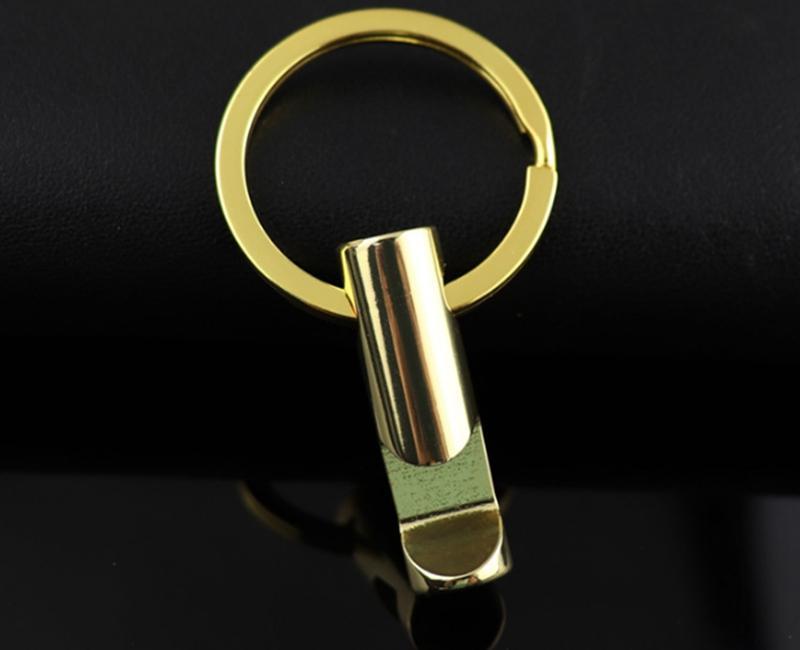 10 шт. / Лот мини золотой брелок открывалка для бутылок EDC инструмент брелок брелок брелок подарок брелок открывалка