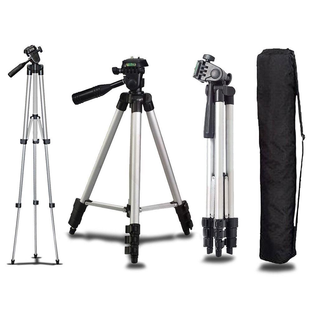 Bolso universal portátil profesional del sostenedor del soporte del trípode de la cámara para Canon Nikon Trípodes Sony Camera de la cámara Nuevo