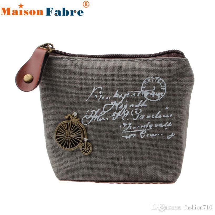 Yeni Sıcak satış Kız Retro sikke çanta çanta sikke çanta Cüzdan monederos Kart Case Çanta porta monete donna Hediye Eyfel Kulesi 0.55