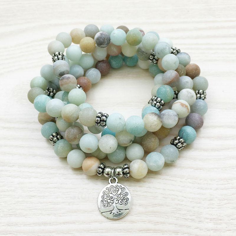 Shishengming Tree Bracelet 108 Hand String Matting Hand String Wish