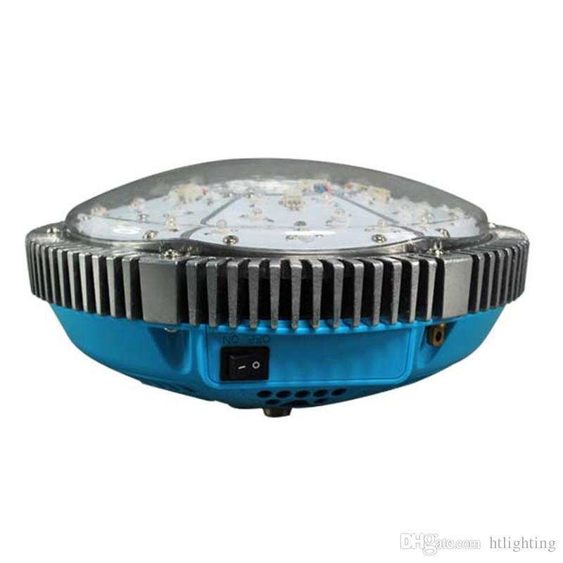 220W Full Spectrum UFO LED Plant Grow Light R:B Indoor Hydroponic Greenhouse Plant Growth Lighting