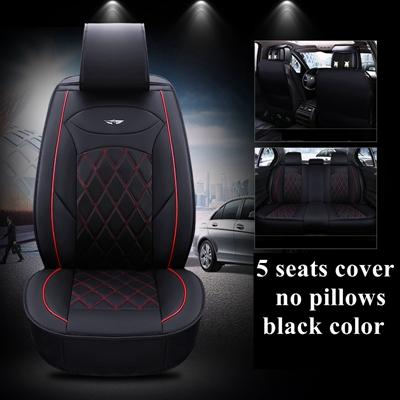 HEAVY DUTY BLACK /& BLUE TRAX SEAT COVER SET for SUZUKI CELERIO