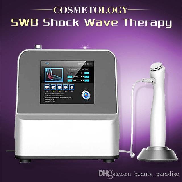 Manufacturer Direct Sale pneumatic Shock Wave Physiotherapy Equipment Wave Therapy Shockwave for Weight reduce Pain Relief Machine