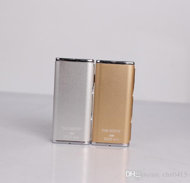 3 세대 상자 45W 고출력 기계 전자 담배 상자 조절 압력 권투 상자 금연 장치 증기