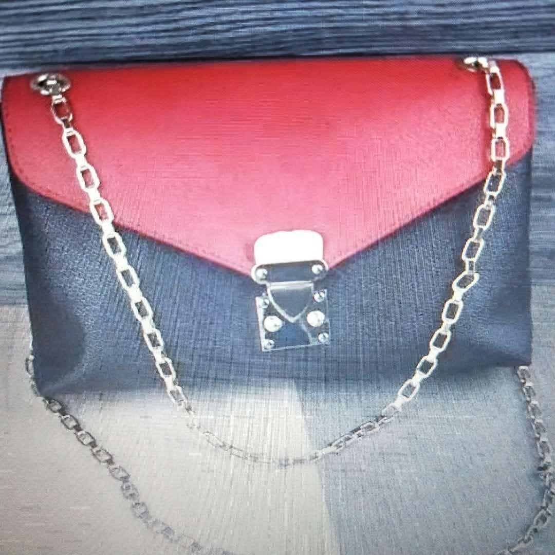 Free Genuine Shoulder Bag Luxury Cowhide Handbag Designer Flap Leather Women Shipping!Hight Pallas Chain Quality Fashioin 41200 Hwqhv