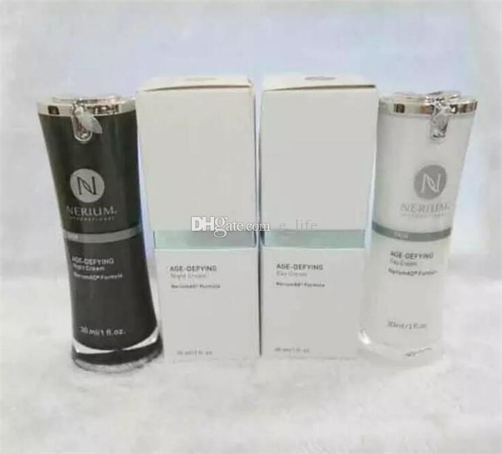 Venta al por mayor de New Nerium AD Crema de noche y crema de día Crema para el cuidado de la piel 30 ml Loción Cremas de día Cremas de noche Caja sellada