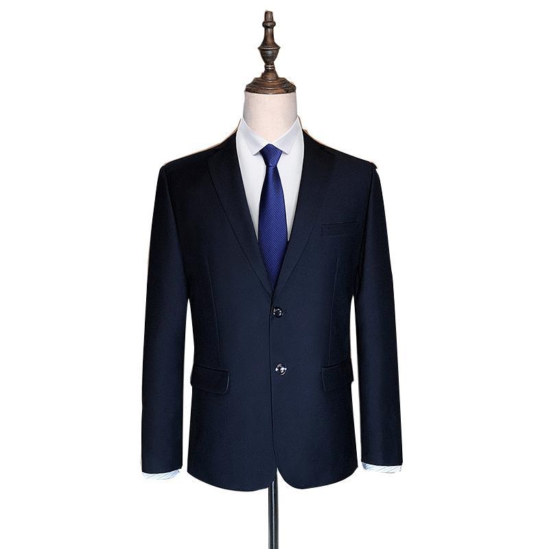 Herrenanzüge Blazer plus Größe XXS-6XL Männer Hochzeitsarbeit Formale Kleidanzug Jacken Mantel Blazer 6XL Brust 148 cm Große Design Herren