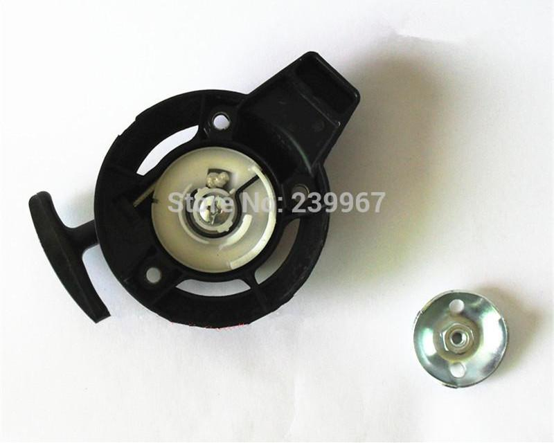Recoil starter & claw for Honda GX25 GX24 engine strimmer brush cutter pull start + cup replacement part