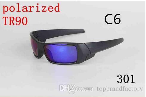 2018 Promoção Marca Venda Quente venda de óculos de sol 301 TR90 Gan pode Esporte ao ar livre Óculos de Sol Para A Pesca De Condução Polarizada lente de Alta Qualidade