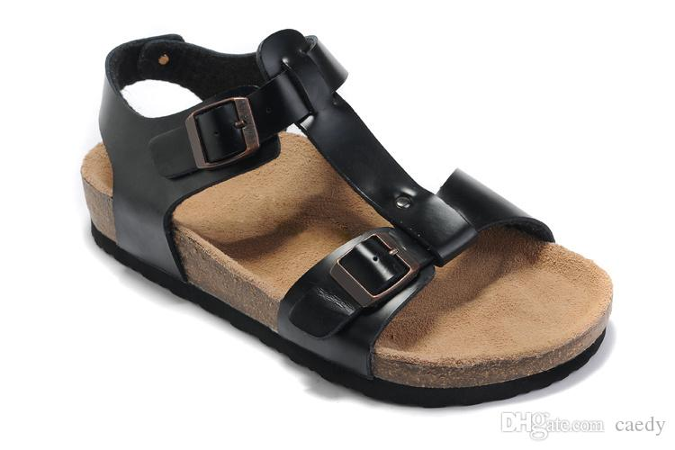 Hot Sale Casual Sandals Fashion cork slippers Summer man and woman beach slippers flip slip-resistant Men sandals size 35-46