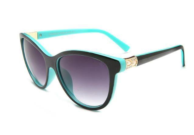 Gute Qualität neue Sonnenbrille Tco 2606 ultra leichte Art und Weisefrauen klassische wilde Sonnenbrille