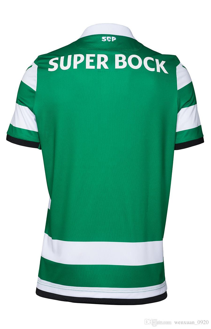 abbigliamento calcio Sporting CP conveniente