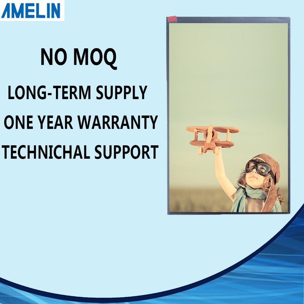 Free shipping 10.1 inch 800*1280 tft lcd Module Screen with MIPI interface display and IPS viewing angle panel
