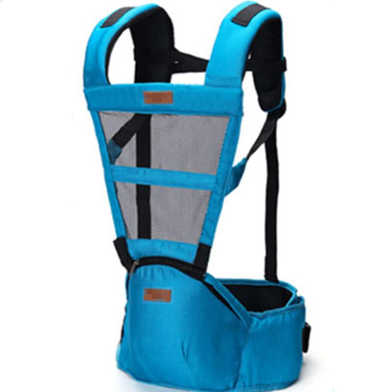 Zaino da viaggio ergonomico per bambini heaps Kangaroo Baby Hipseat Sling Wrap Carrier per neonato Backpack Infant