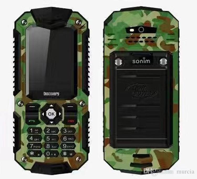 Cellulare antipolvere impermeabile antiurto impermeabile di Smartphone a 7 pollici di A11 più economico con il grande altoparlante per la fabbrica di Elder direttamente