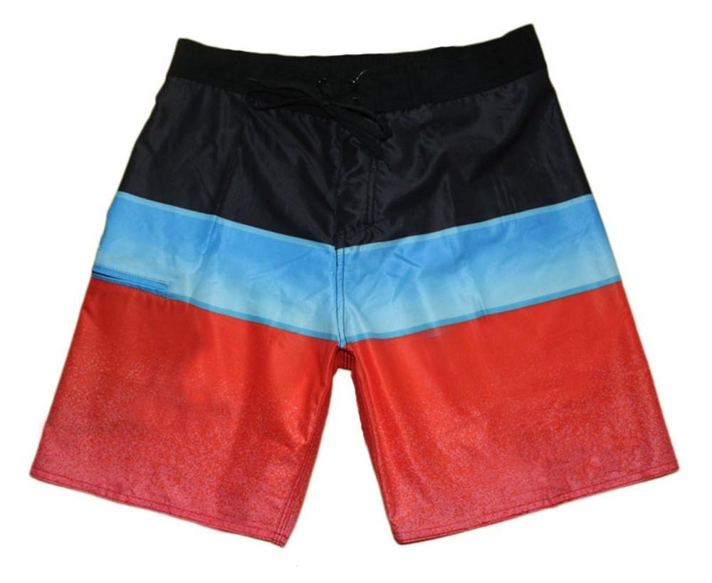 4-Way Stretch Leisure Shorts Mens Swimming Trunks Quick Dry Surf Pants High Quality Bermudas Shorts Beachshorts Board Shorts Beach Pants NEW