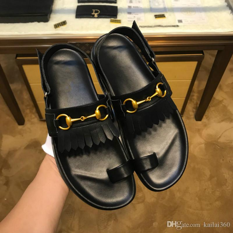 Big Name High End Sandals Brand Shoes