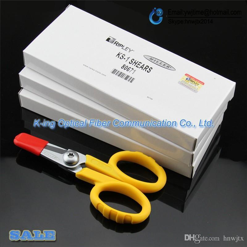 Оптического волокна Миллер КС-1 кевлар ножницы\ал кавлар ножницы/резак Kavalr