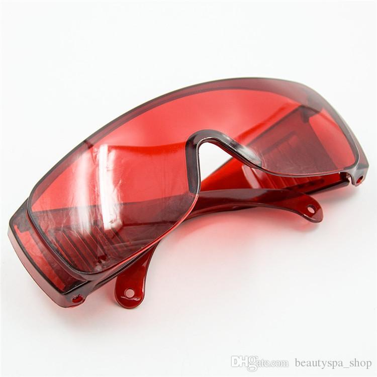 Göz koruyucu gözlük doktor koruyucu için güvenlik koruyucu gözlük kullanın güzellik 1064nm 532nm 1320nm nd yag lazer dövme kaldırma kaş temizleme