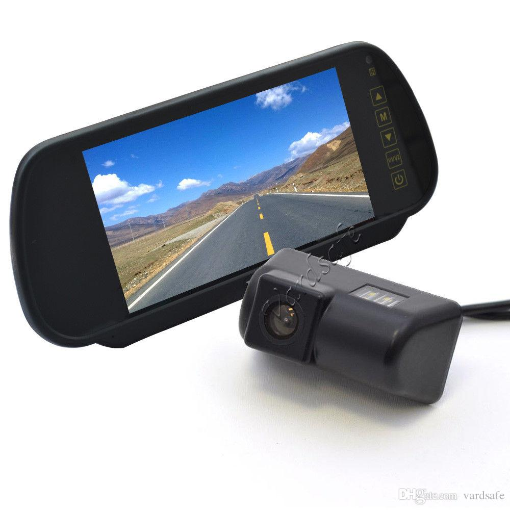 Vardsafe VS302K | Car OEM Rear Backup Camera Kit For Ford Transit Connect (2010-2018)