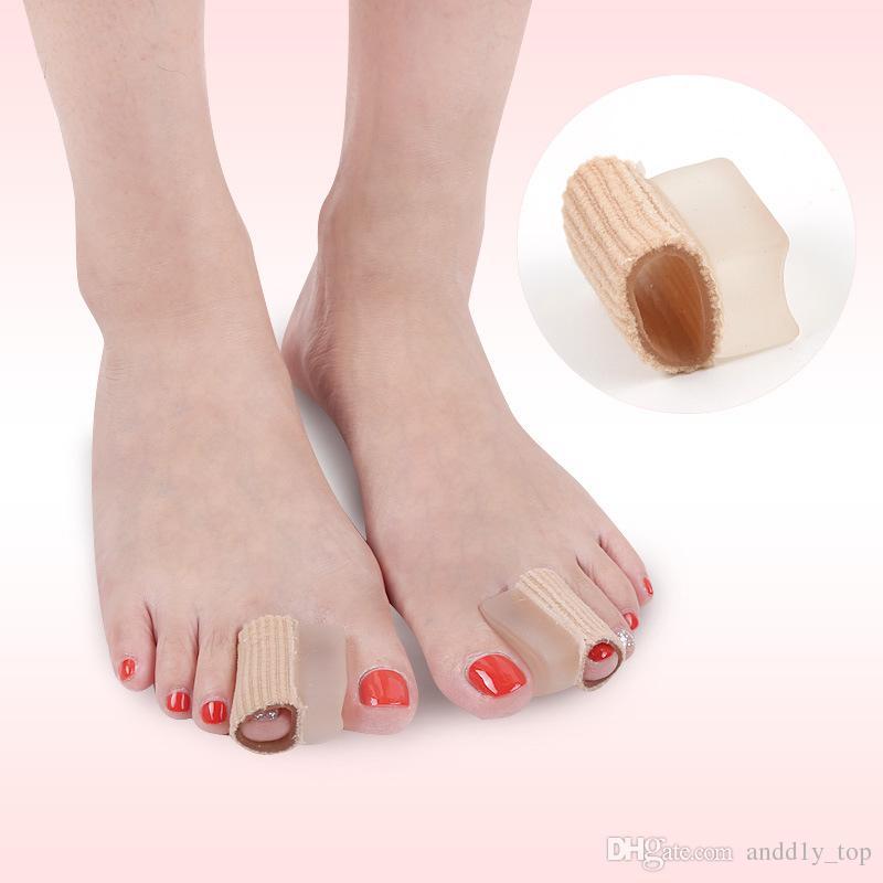 Web toe separator Hallux valgus Correction Toe separator SEBS Foot protector detachment Overlay Bending Toe separator