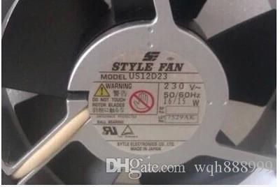 US12D23 için 100% Test Çalışma Perfectn 230 V TARZı FAN 120 * 120 * 38 MM fan