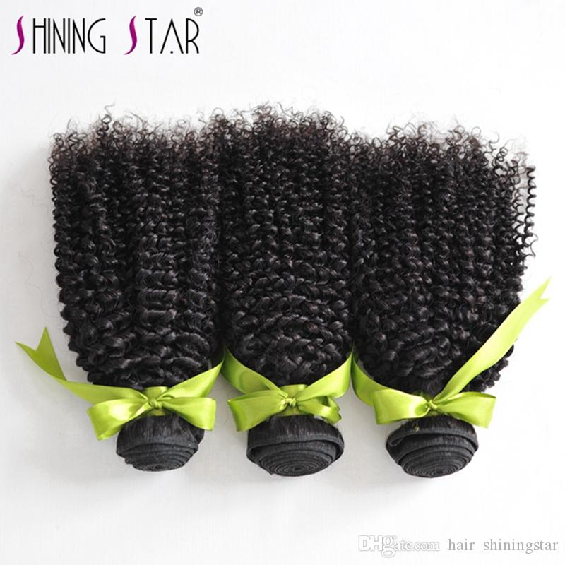 hair products Brazilian virgin hair extension,3 bundles company brazilian straight kinky wave human hair weave