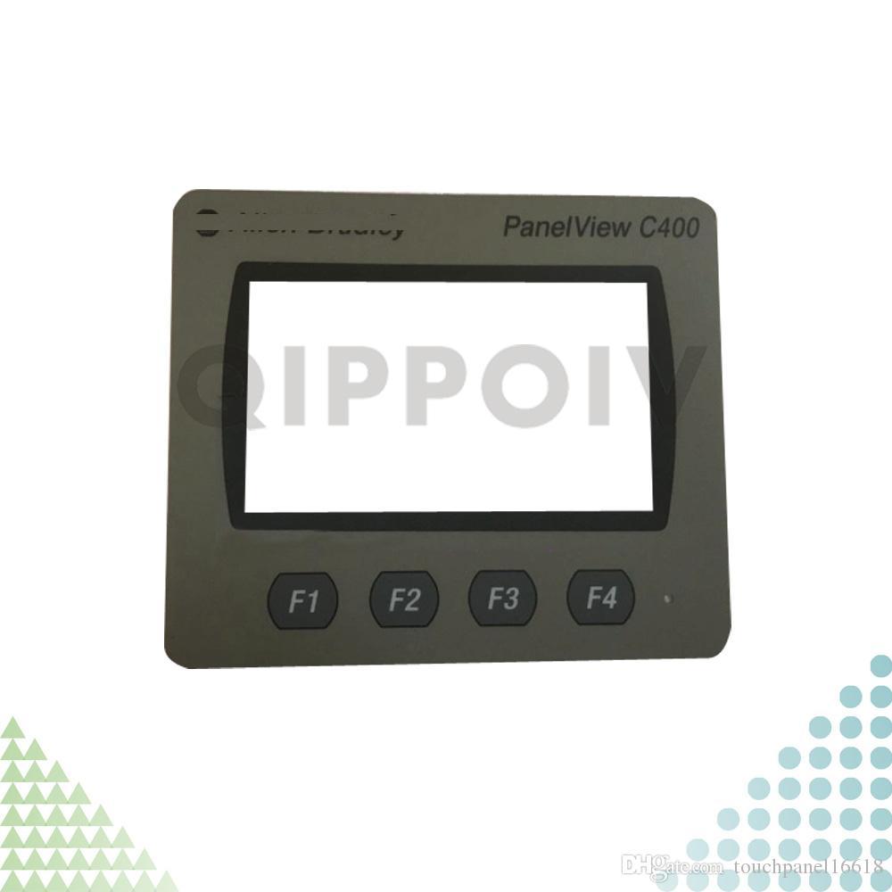 Panelview C400 2711C-T4T Neue HMI-SPS Tastatur Tastatur Tastatur Industrielle Steuerung Wartungsteile