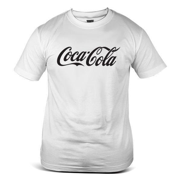 Compre Happiness Enjoy Open Coke Camiseta 6016 Wh Beverage Blanca vW76vrq