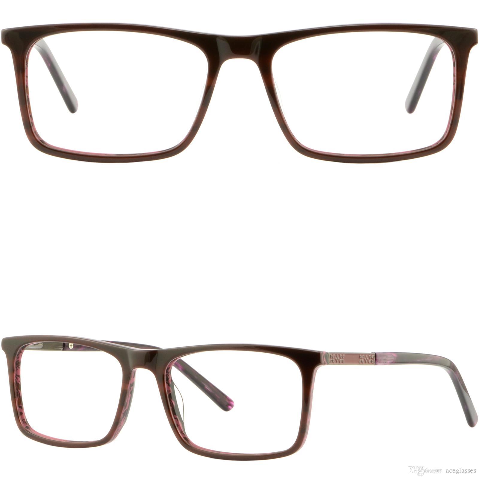 inundar incondicional Leyenda  Compre Rectángulo De Acetato De Plástico Para Mujer Marcos Anteojos  Cuadrados Gafas Bisagras De Primavera A 22,28 € Del Aceglasses | DHgate.Com