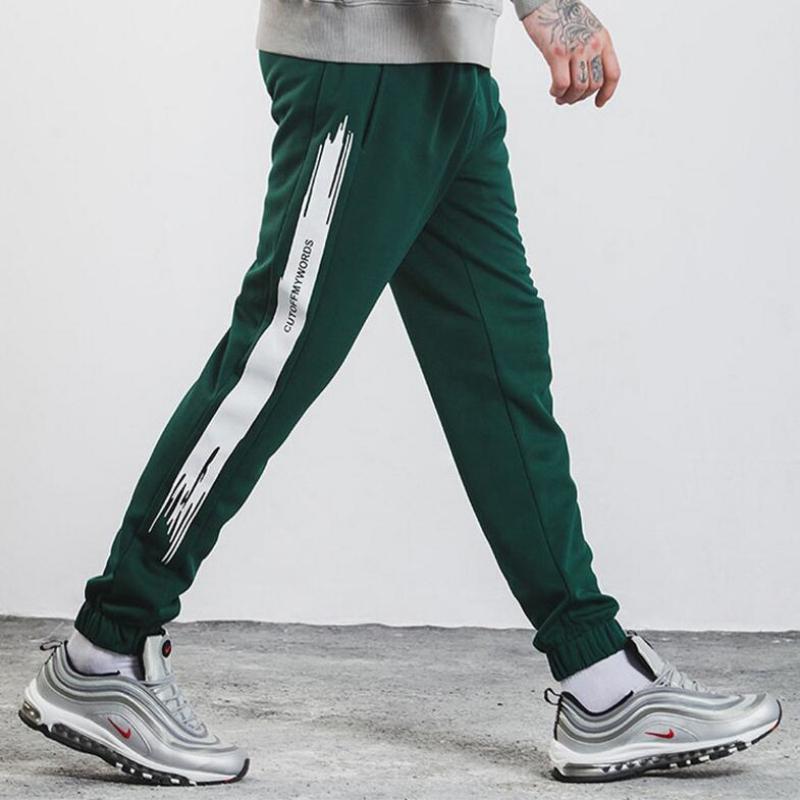 Sweatpants Men Fitness Joggers Pants (4)