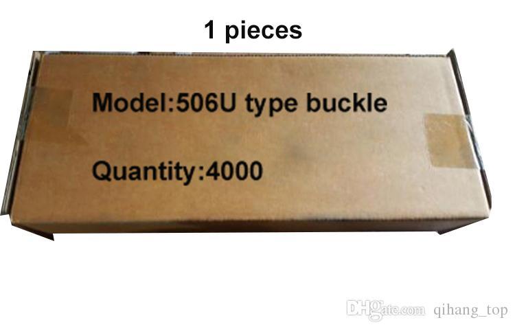 Qihang Top Part for Manual U-Shape 506 Clipper Clipper Macchina per clipping, clip per serraggio del supermercato