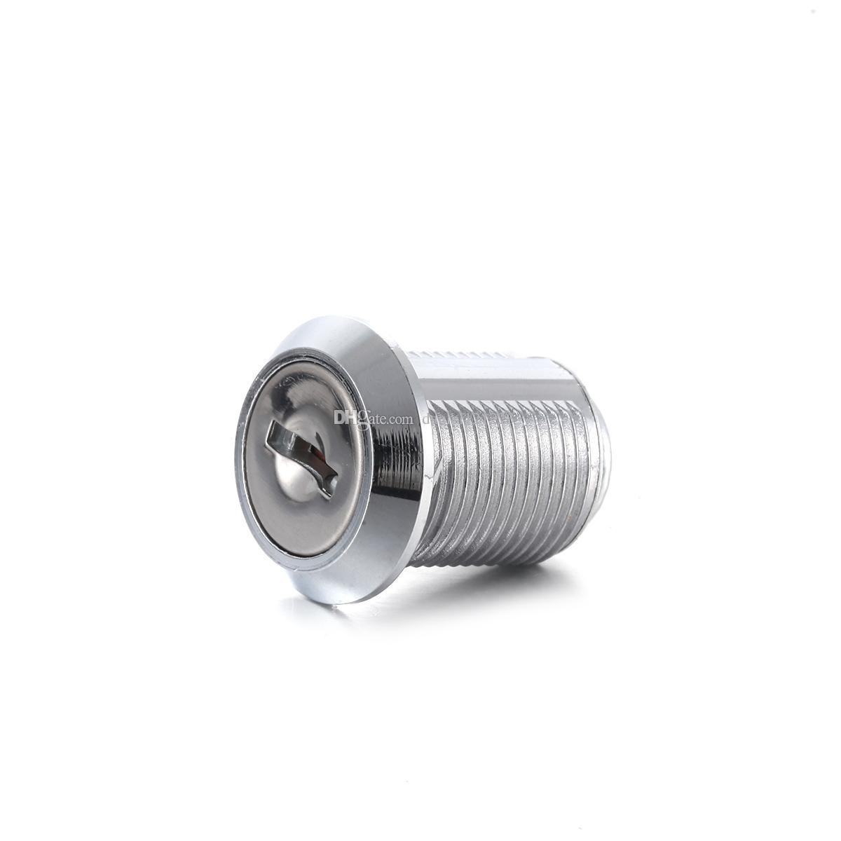 20 mm Moda Letter Box Lock Archivador Armario Armario Cilindro Lengua De Bloqueo