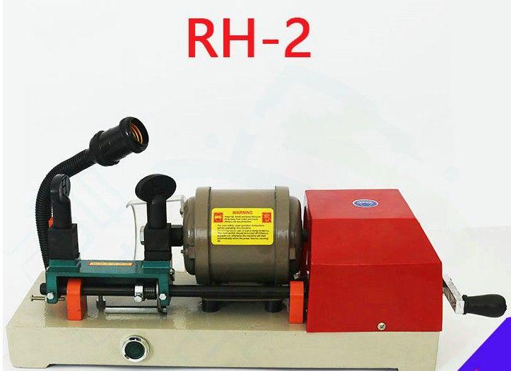 RH-2 Best Key Cutting Machine key abloy machine key duplicate machine 220V /110v Can Supply, RH2 LLFA