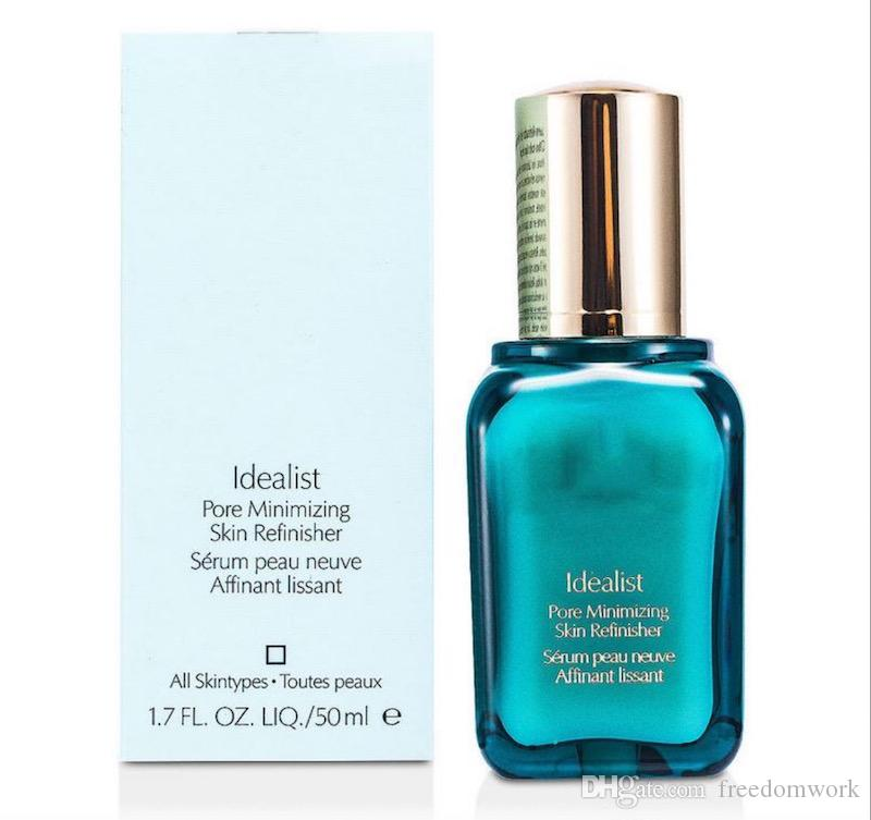 Drop shipping 2018 HOT BRAND Famous Brand Idealist Pore Minimizing Skin Refinisher 50ml 1.7oz Skincare Face Cream Best selling