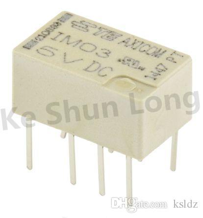 무료 배송 (5 개 / 많은) TE IM03TS IM03 8PINS 2A 5VDC 신호 릴레이 원래 새로운