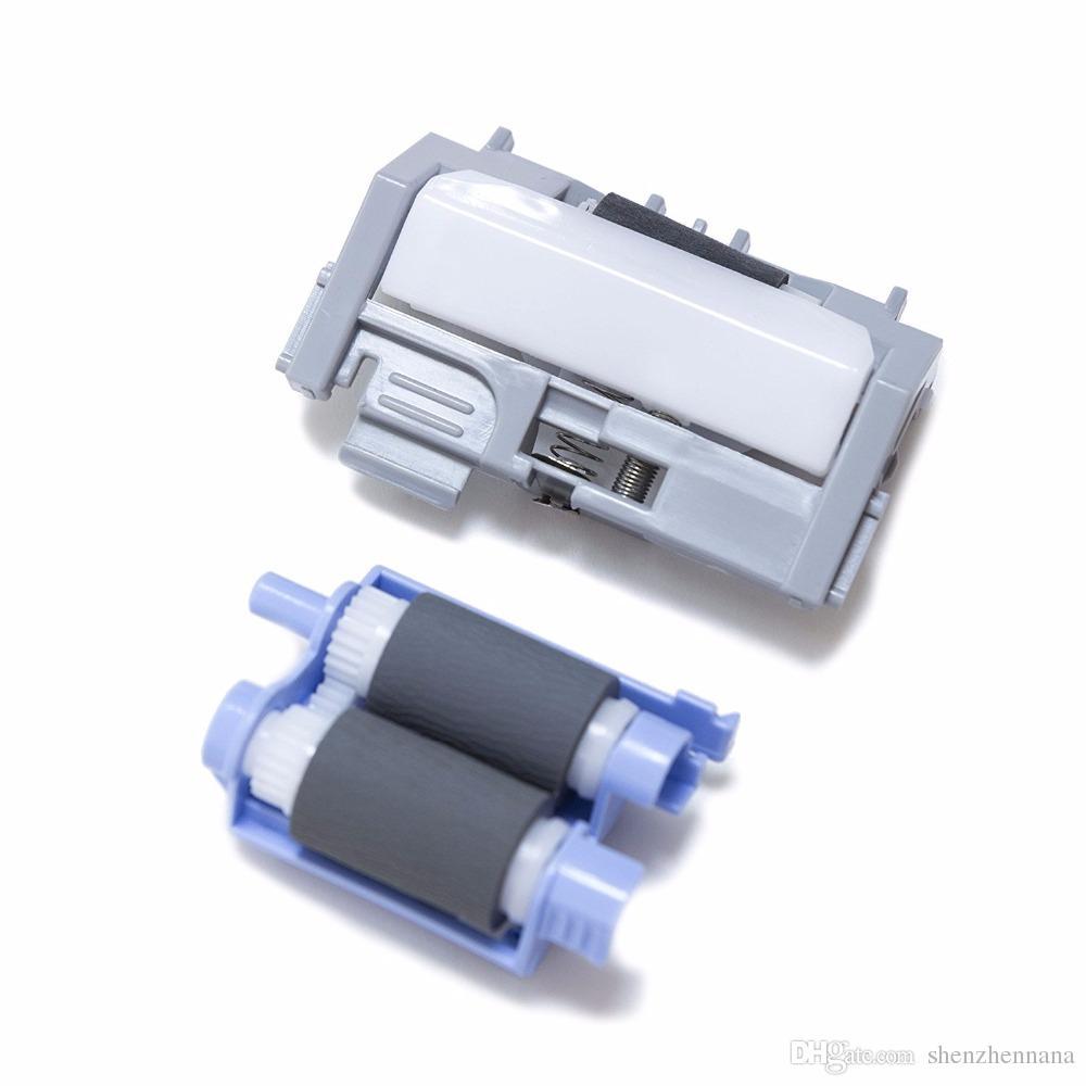 RM2-5452 RM2-5397 pour MFP HP Laserjet Pro M402 M403 M426 402 403 426 Plateau 2 Rouleau de ramassage du papier et rouleau de séparation