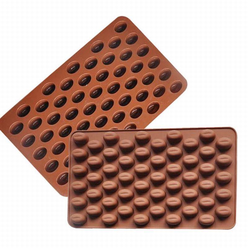 سيليكون قالب الشوكولاته حلويات فندان العفن شكل sugarcraft قوالب عجينة السكر قوالب 3d فندان أدوات الاستنسل أدوات الحلوى