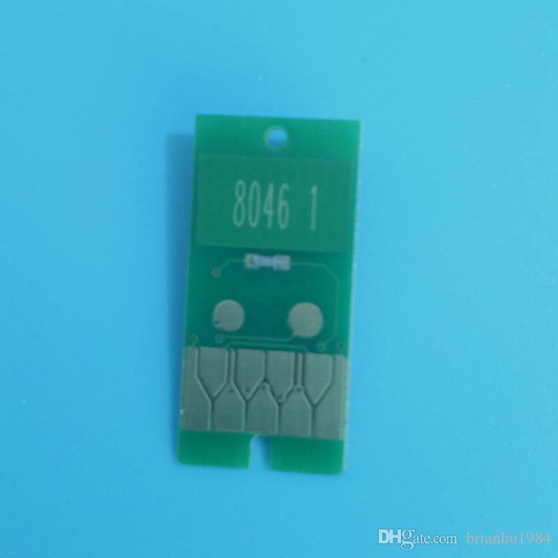 Nuevo chip de calidad superior de 700 ml para un cartucho de tinta de impresora Epson surecolor P6000 P7000 P8000 P90000