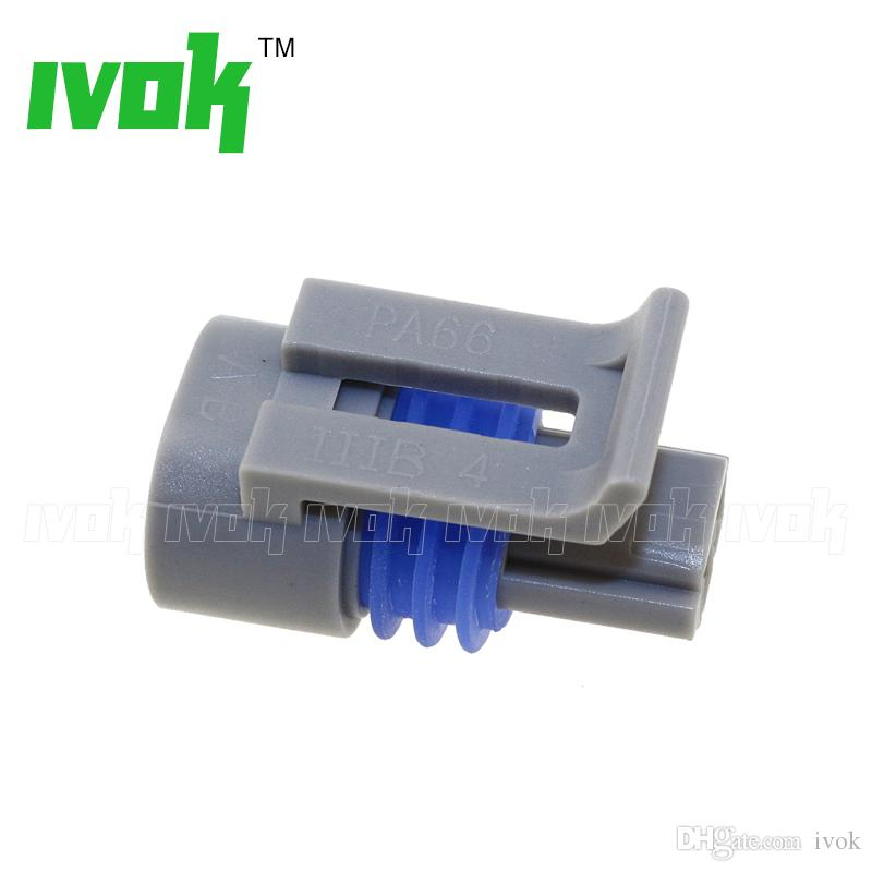 ARIA DI ASPIRAZIONE Temp 2 Pin Connettore 2 VIE IAT//mat//ACT GM 12162197 25036751 25037225