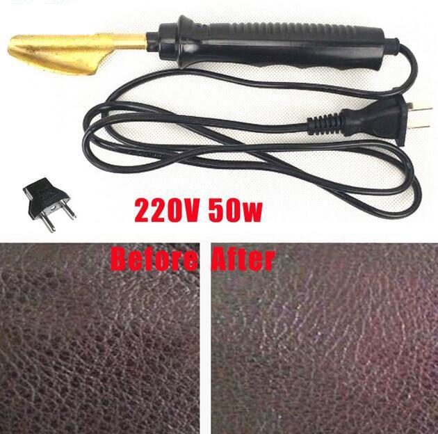 Fer à lisser de haute qualité pour la réparation de pare-chocs de voiture Hot Agrafeuse Fer de l'outil de soudage en plastique US / EU Plug