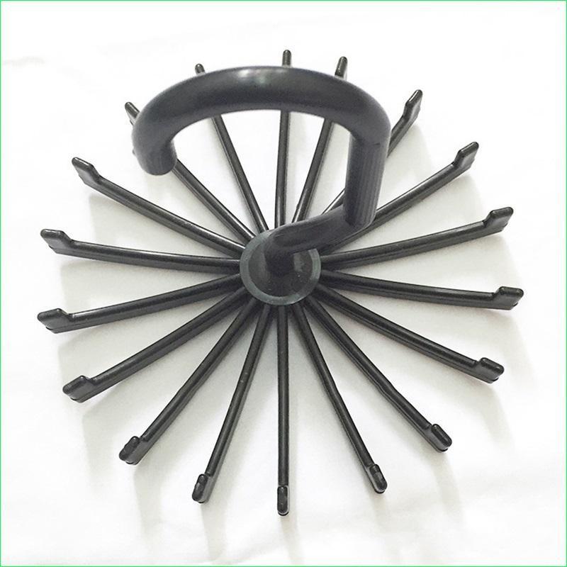 Multi Função Titular Gancho Home Depot Plástico Mini Tie Rack Cabide Cachecol Anti Desgaste Rotatable Quadro Gravata Eco Friendly 5 3ad ff