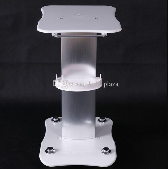 조립 된 트롤리 카트 스탠드 롤링 모바일 홀더 받침대 트레이 ABS RF Cavitation IPL 레이저 살롱 스파 사용 아름다움 기계