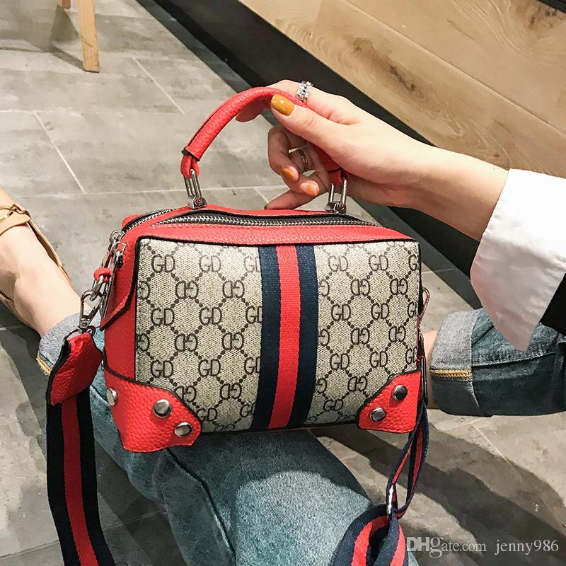 Yeni Harfler El Çantaları Kadın Tasarımcı Messenger çanta Yüksek Kalite Kadınlar Omuz tote çanta Xiangdangdang // 9