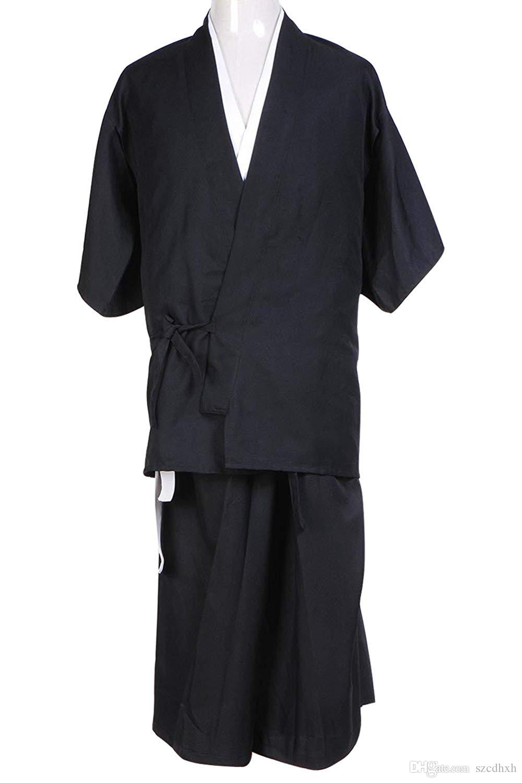 Cosplay Kostüm Bleach Todesgott Shinigami Kimono