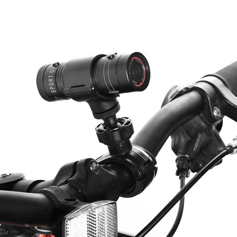 Freeshipping Full HD 1080P Waterproof Bike Motorcycle Helmet Outdoor Sports Action Camera Video DV Mini Camcorder