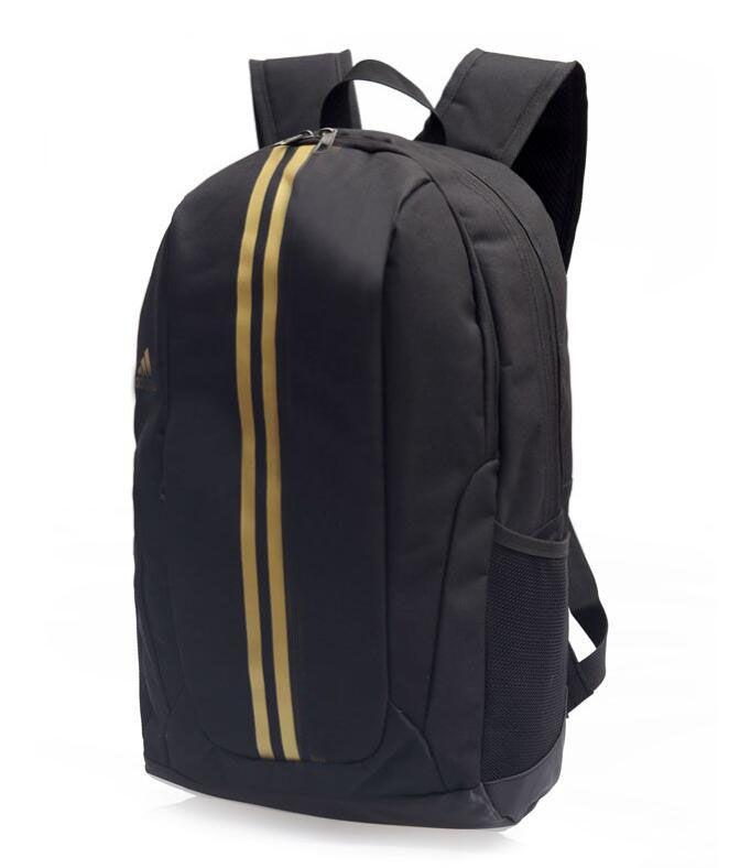 6b40cac91d9 New European designer ADIDAS backpacks fashion brand name travel bag school backpacks  big capacity tote shoulder brand name bags