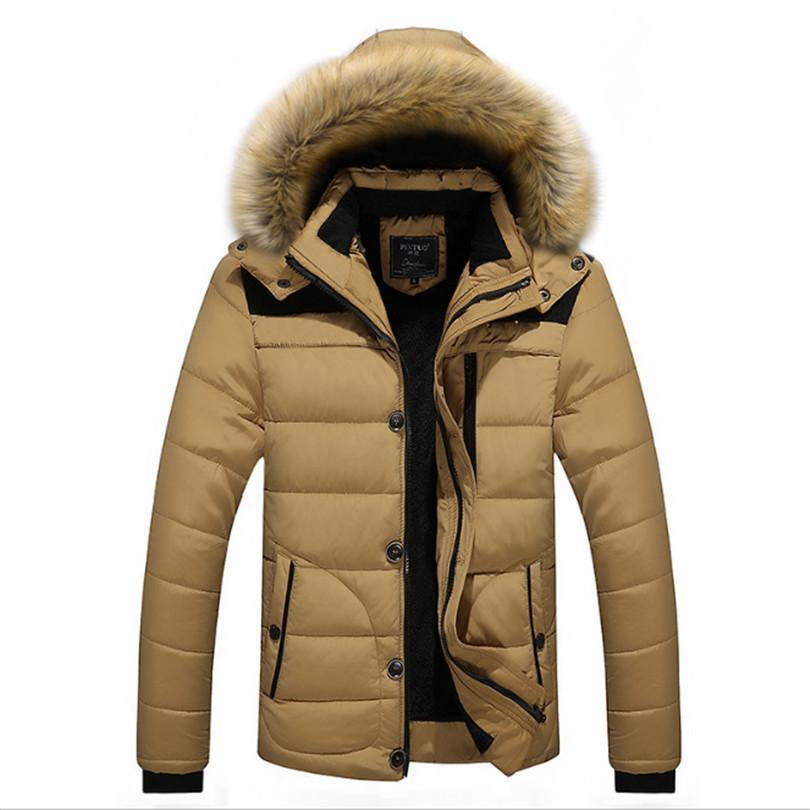 Asstseries Brand Winter Jacket Men 2018 Nueva Parka Coat Men Down Keep Warm Fashion M-4XL 5XL