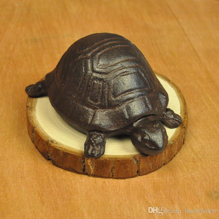 2020 Cast Iron Tortoise Key Hider Wrought Iron Hide A Key Home